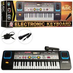 Синтезатор (37 клавиш, микрофон, запись, USB, МР3) MQ869USB