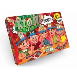 Игра большая настольная  Danko Toys  КТО Я? , ДТ-БИ-07-44
