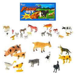 Животные домашние 21см Н 641-1-3
