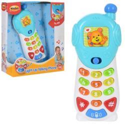 Телефон 18см (звук, свет, бат.), 0619-NL