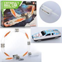 Игровой набор Catapult Rail Car гоночный трек - тоннель, D2084-6