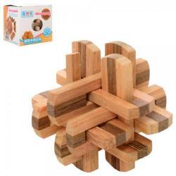 Головоломка Burrpuzzle деревянная, 5162