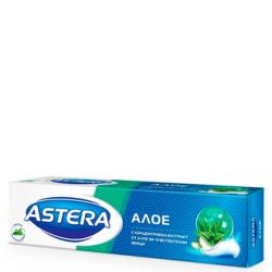 Зубная паста Astera Aloe (с экстрактом алоэ) 100 мл
