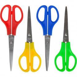 Ножницы COLOR-IT офисные цветные №6 CF604