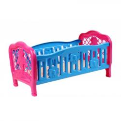 Кроватка для куклы Технок 4517