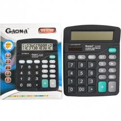 Калькулятор Gaona DS-838B