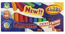 Пластилин CLASS Чистые руки ECO 12 цветов 200гр.