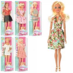 Кукла 24см шарнирная, DEFA 8406-BF
