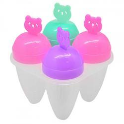 Набор форм для мороженого Stenson 4шт, C39821