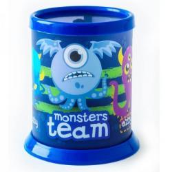 Подставка для ручек YES Monsters разборная, 491240