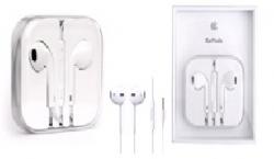 Наушники EarPods Original iPhone 5/6 - White
