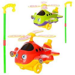 Каталка на палке Вертолет, 9904