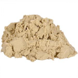 Кинетический песок COLOR-IT 500г коричневый