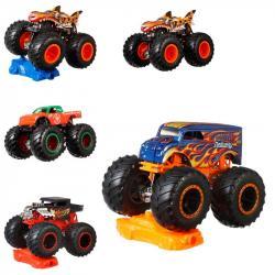 Базовая машинка-внедорожник серии Monster Trucks Hot Wheels FYJ44