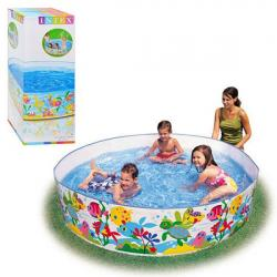 Бассейн каркасный детский, 56452