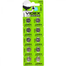 Батарейка - таблетка Videx AG 10