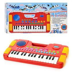 Пианино 36см муз. центр, бат. 952