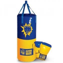 Боксерский набор Danko Toys  Украина  большой, L-UA