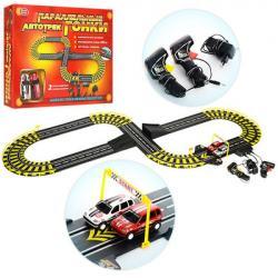 Игровой набор PLAY SMART Параллельные гонки Автотрек на дистанционном управлении, JT 0822