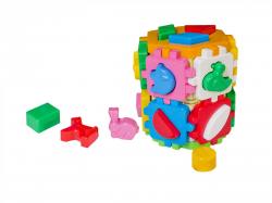 Куб  Умный малыш  Конструктор 2001