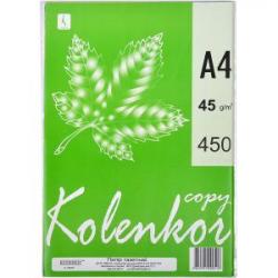 Папір газетний А4 450 аркушів Коленкор