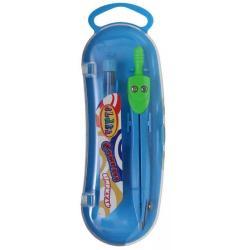 Циркуль CLASS + грифель в Пластиковая футляре 9023-04