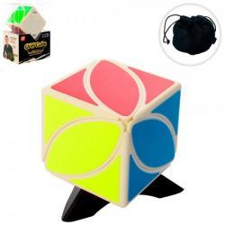 Кубик 5,5см, подставка, чехол, 6007