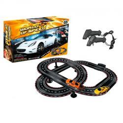Игровой набор Drag Racing World of speed трек на дистанционном управлении, LF16-2
