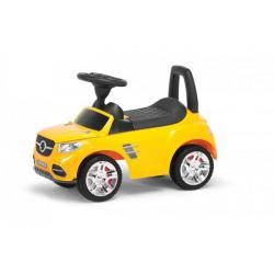 Машина-каталка COLORPLAST желтый, 2-001-Y