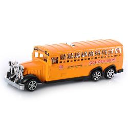 Автобус Ретро инерционный, 606