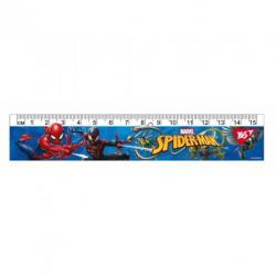Линейка YES Marvel 15см, 370551