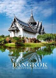 Книга канцелярская записная Ранок Города Мира - Бангкок А4 линия 80 листов Серия .