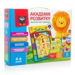 Академия развития Vladi Toys Свойства и признаки, VT5412-03