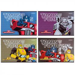 Альбом для рисования 12 листов А4 Transformers Kite TF21-241