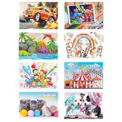 Альбом для рисования FRESH UP А4 12 листов FR-1212
