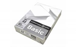 Бумага офисная А4 500л. п.80г / м2 Basic