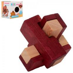 Головоломка Burrpuzzle деревянная, 5291