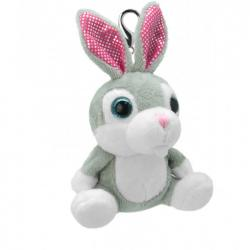 Игрушка мягконабивная Wild Planet Кролик брелок, K8520