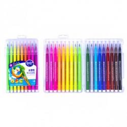 Фломастеры - кисточки COLOR-IT 18 цветов TH905-18