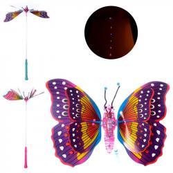 Бабочка на палке 70 см, BT-1