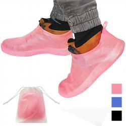 Бахилы силиконовые для обуви Stenson многоразовые р.35-36, R25626