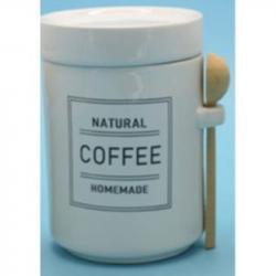 Банка для кофе  Organic  с ложкой  MC4056-C