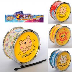 Барабан детский, 018-2-P6-025-027-298