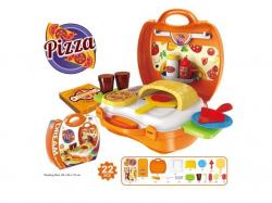Игровой набор BOWA Пицца в чемоданчике, 8313