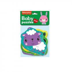 Бэби пазлы Vladi Toys «Домашние животные» VT1106-70