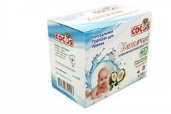 Бесфосфатный стиральный порошок  Детский  с омыленного кокосового масла Cocos, 1200 гр