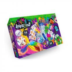 Безопасное образовательное креативное творчество  Slime Laboratory  Danko Toys ДТ-СО-16-83
