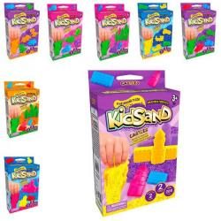 Кинетический песок KidSand mini 200 г, ДТ-Kп-03-25