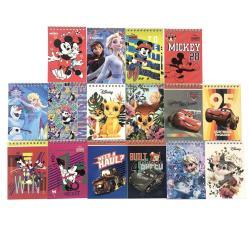 Блокнот А6 48 листов клетка  Disney  Тетрада ТЕ12363