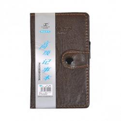 Блокнот COLOR-IT 14,5х8,5см в клетку 92 листа с ручкой 8060